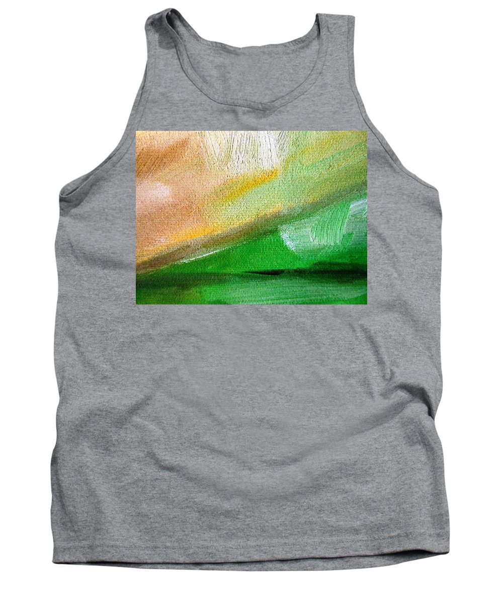 Paintings By Lyle Tank Top featuring the painting Beyond by Lord Frederick Lyle Morris