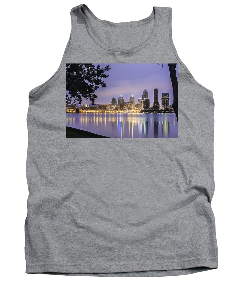 Louisville Tank Top featuring the photograph Bliss by James Guest