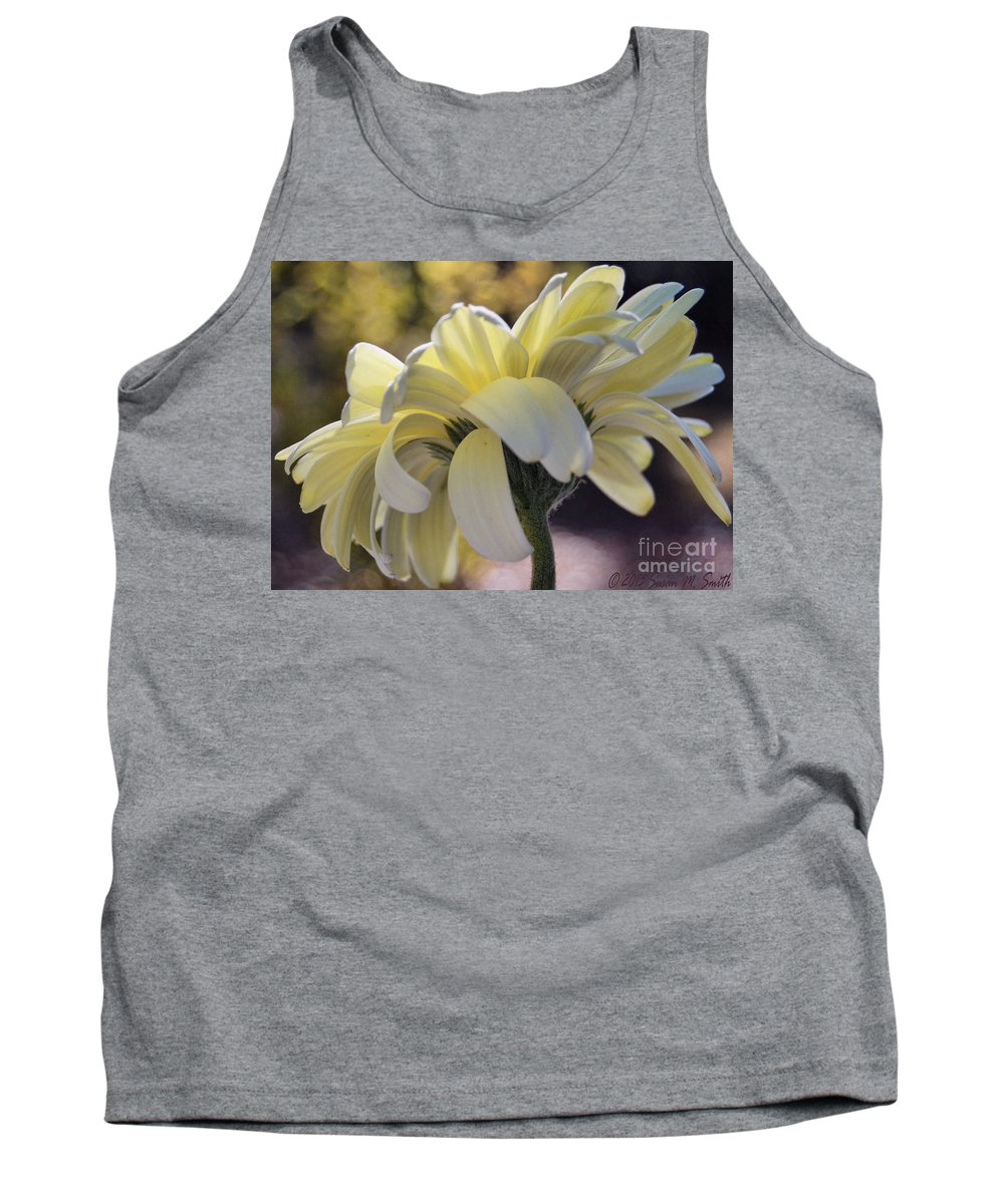 Photography Tank Top featuring the photograph Blondie by Susan Smith