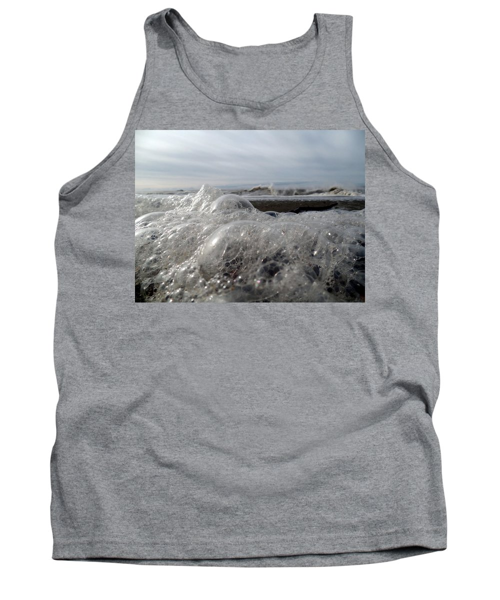 Tank Top featuring the photograph Br0041 by Brandy Riggen