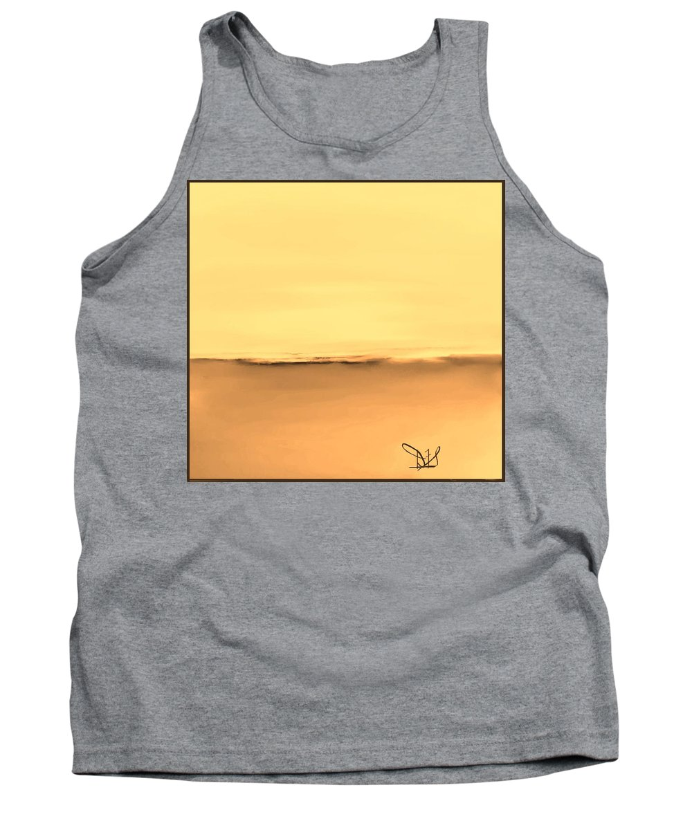 Fineartamerica.com Tank Top featuring the painting Breaking Waves #8 by Diane Strain