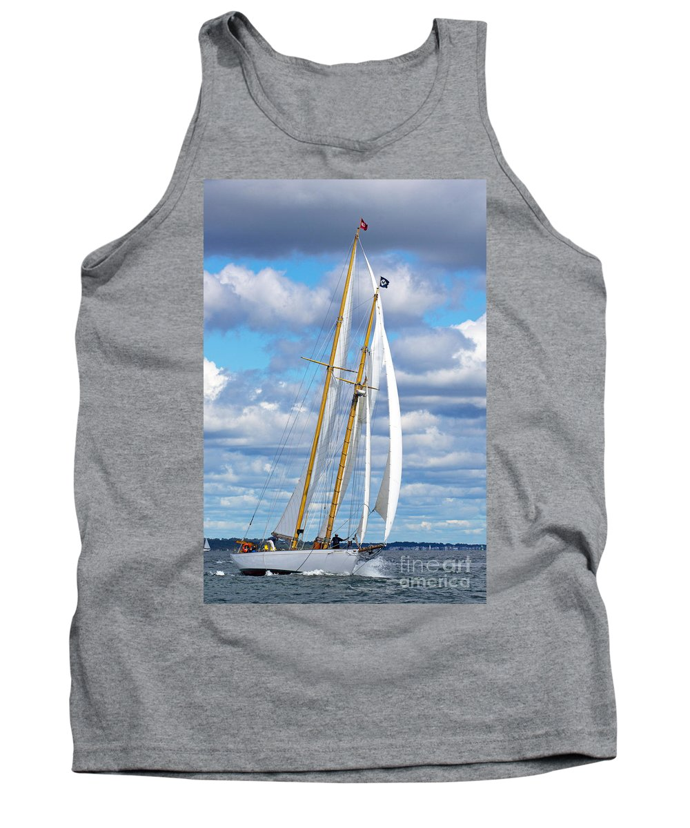 Sail Tank Top featuring the photograph Brilliant by Joe Geraci