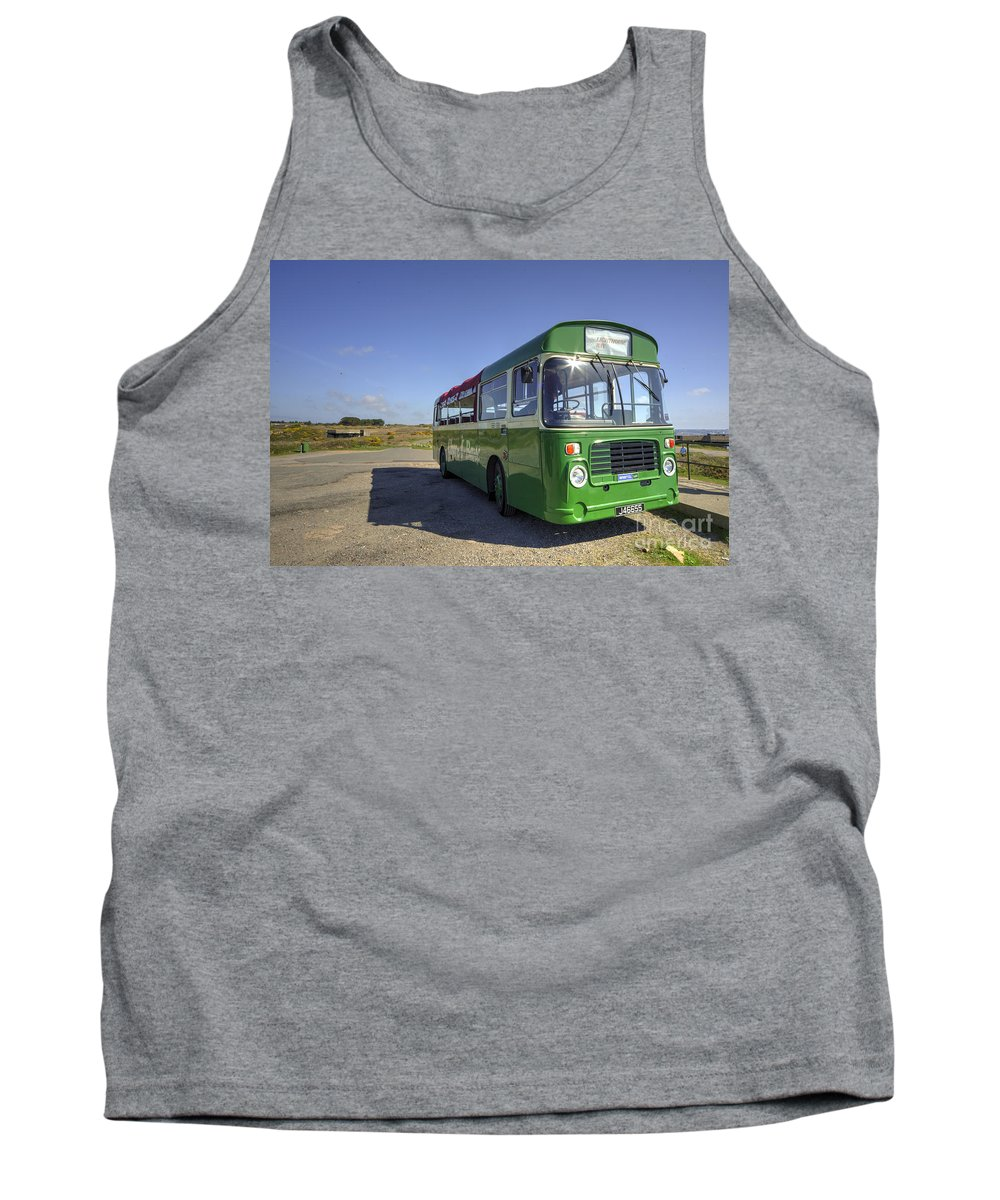 Bristol Tank Top featuring the photograph Bristol Lh by Rob Hawkins
