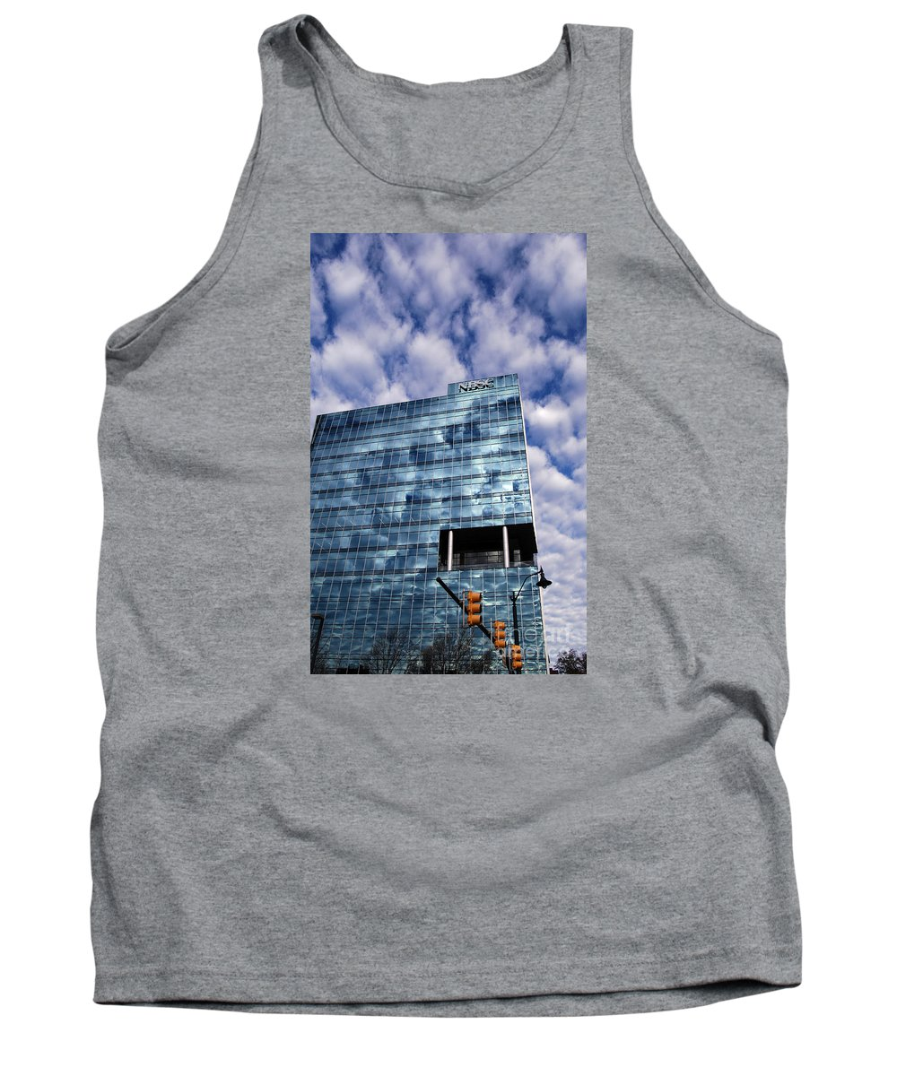 Scenic Tours Tank Top featuring the photograph Columbia South Carolina by Skip Willits