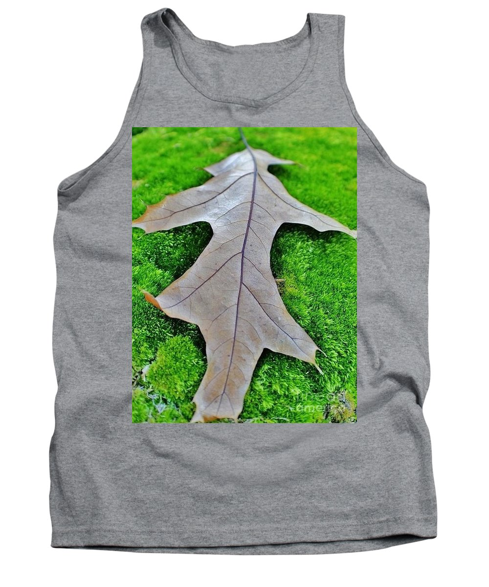 Tank Top featuring the photograph Early Autumn by Chet B Simpson