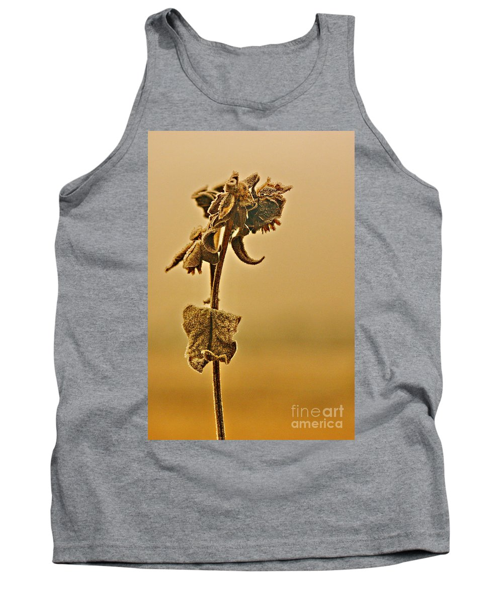 Earth Born Tank Top featuring the photograph Earth Born by Gary Richards