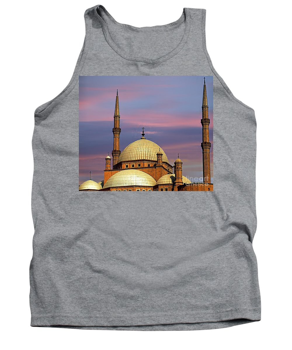 Egypt Tank Top featuring the photograph Egypt 2 by Ben Yassa