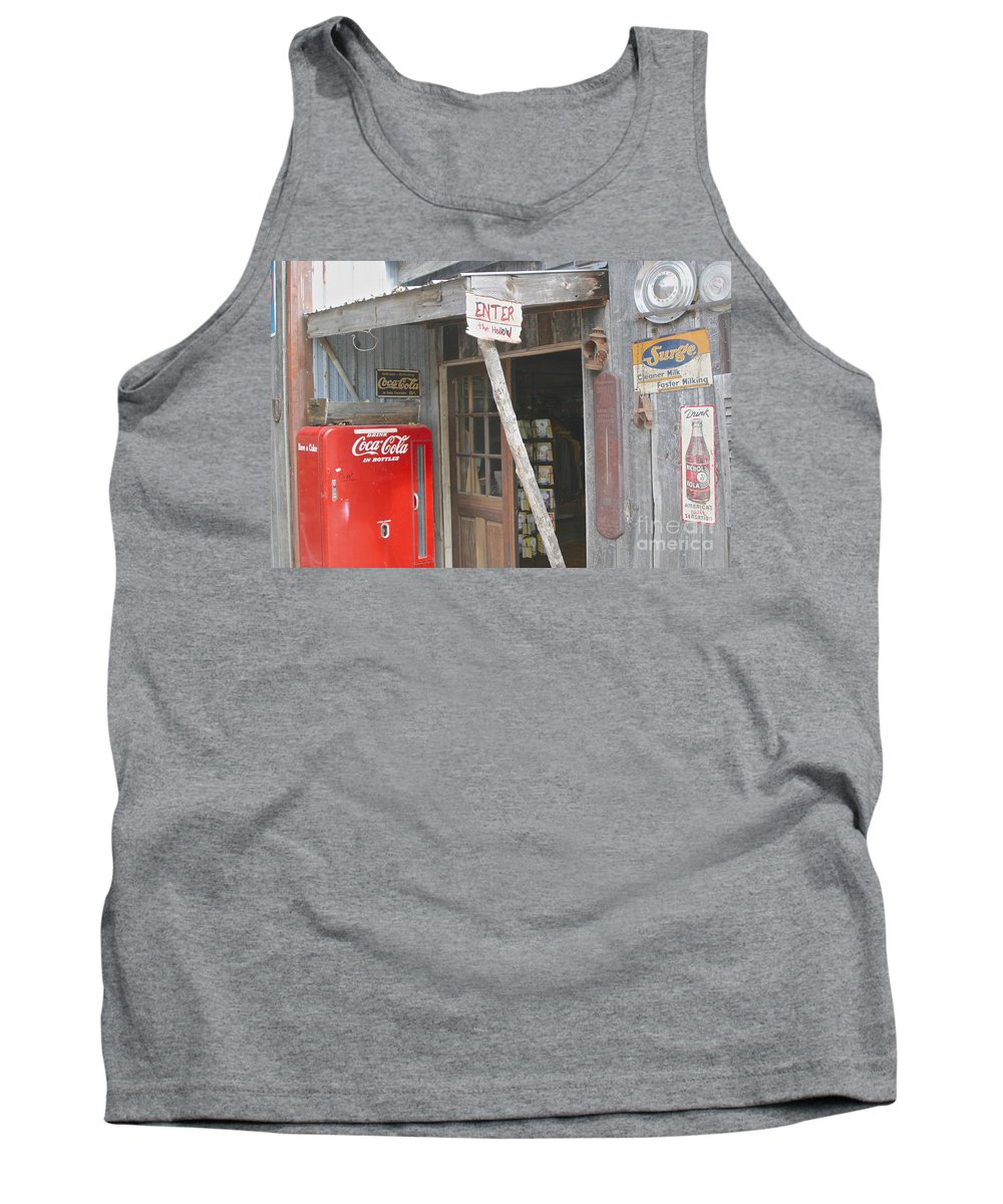 Finger Lakes Tank Top featuring the photograph Enter by William Norton