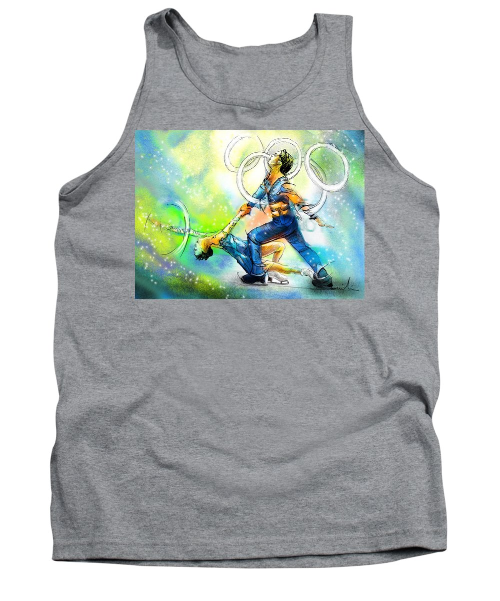 Olympic Figure Skating Tank Tops