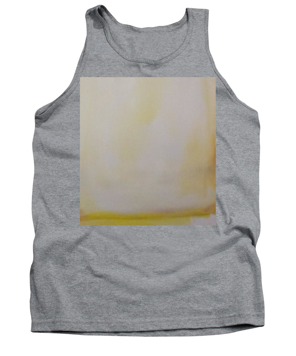 Abstract Tank Top featuring the painting Forgotten Horizon by Lord Frederick Lyle Morris
