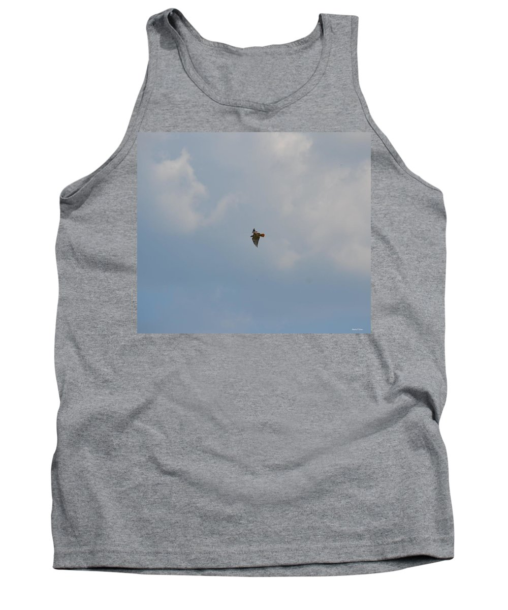 Free Ride Tank Top featuring the photograph Free Ride by Maria Urso