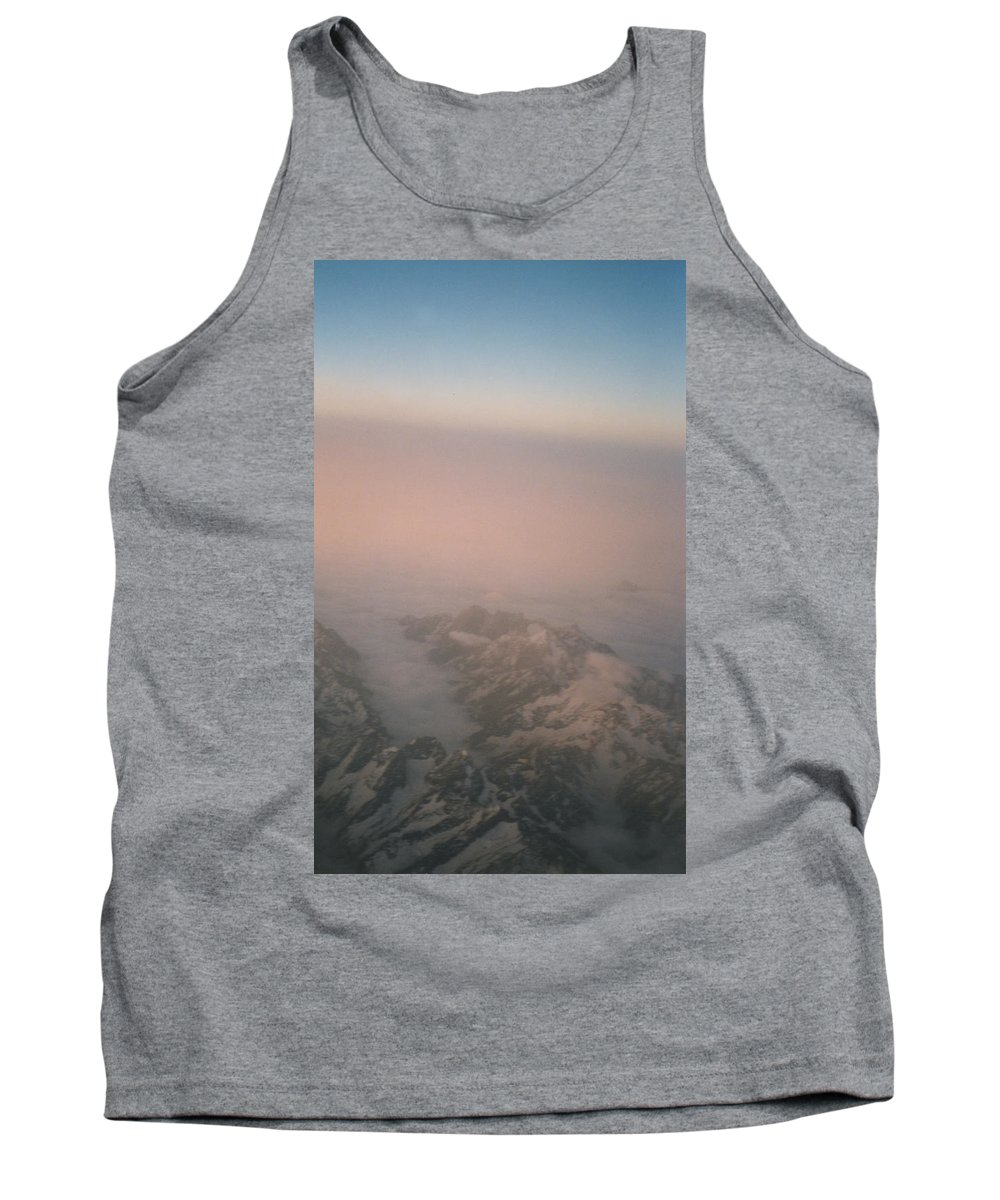 First Star Tank Top featuring the photograph Himalayas 3 by First Star Art