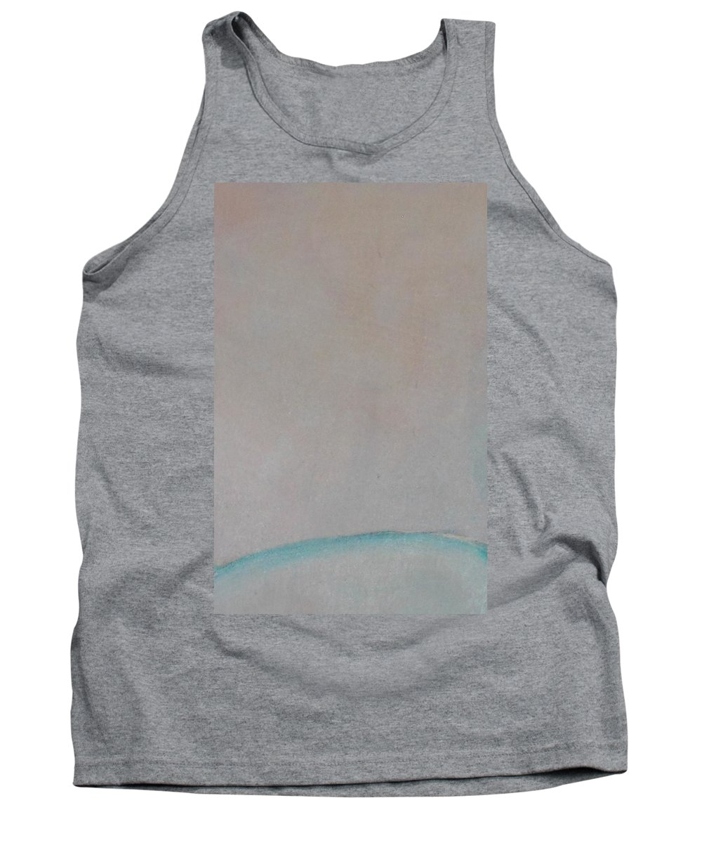 Abstract Tank Top featuring the painting Horizons by Lord Frederick Lyle Morris