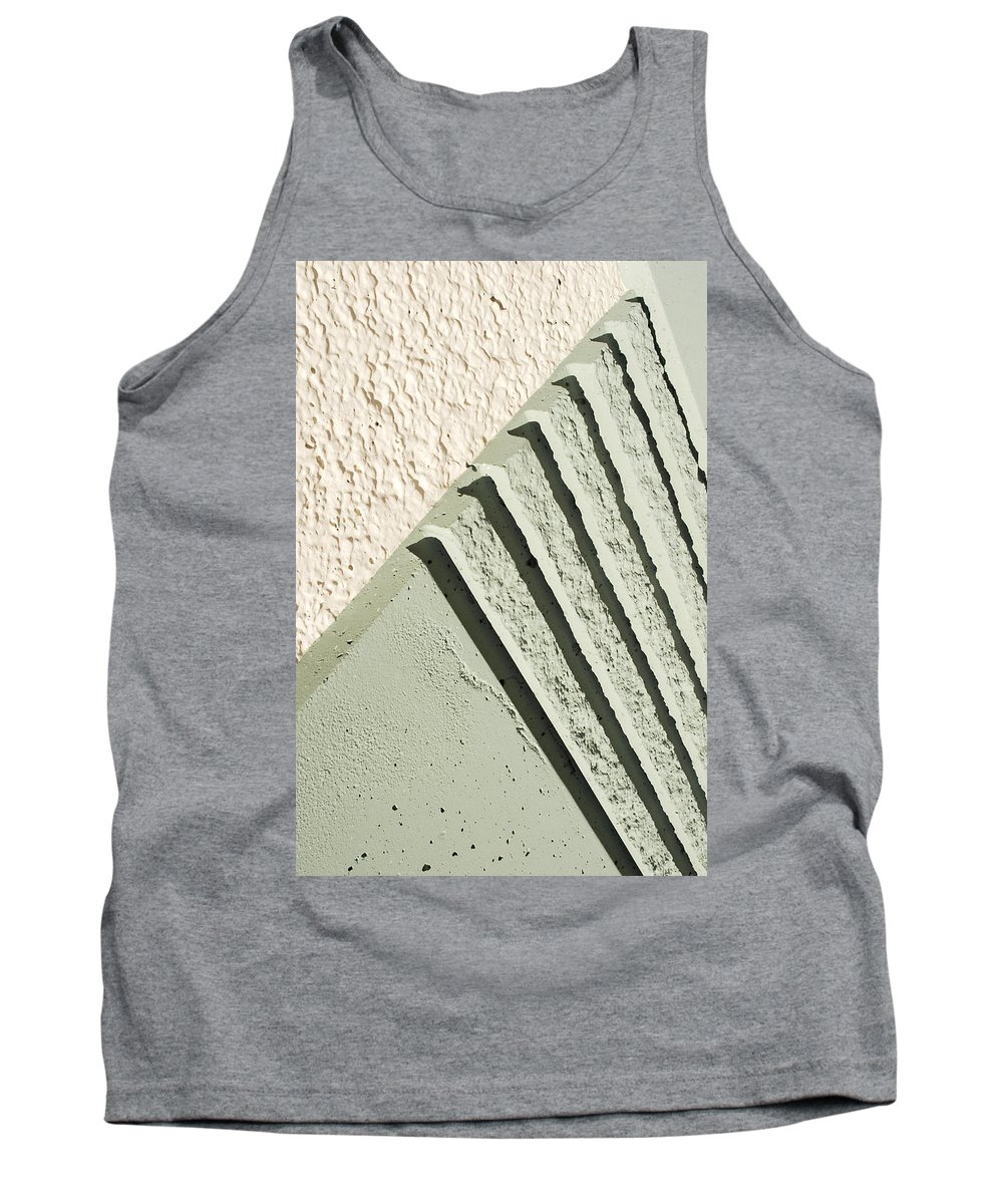 Interstate 10 Tank Top featuring the photograph Interstate 10 Project Outtake_0010321 by Arthur BRADford Klemmer