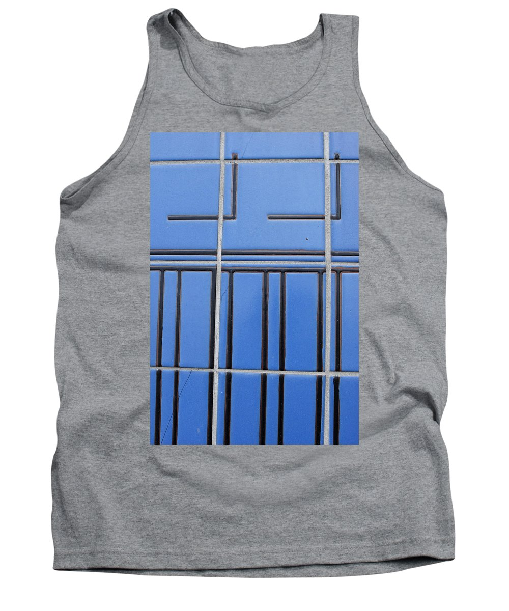 Interstate 10 Tank Top featuring the photograph Interstate 10 Project Outtake_0020182 by Arthur BRADford Klemmer
