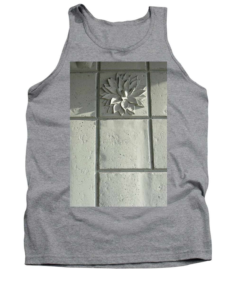 Interstate 10 Tank Top featuring the photograph Interstate 10 Project Outtake_0020220 by Arthur BRADford Klemmer