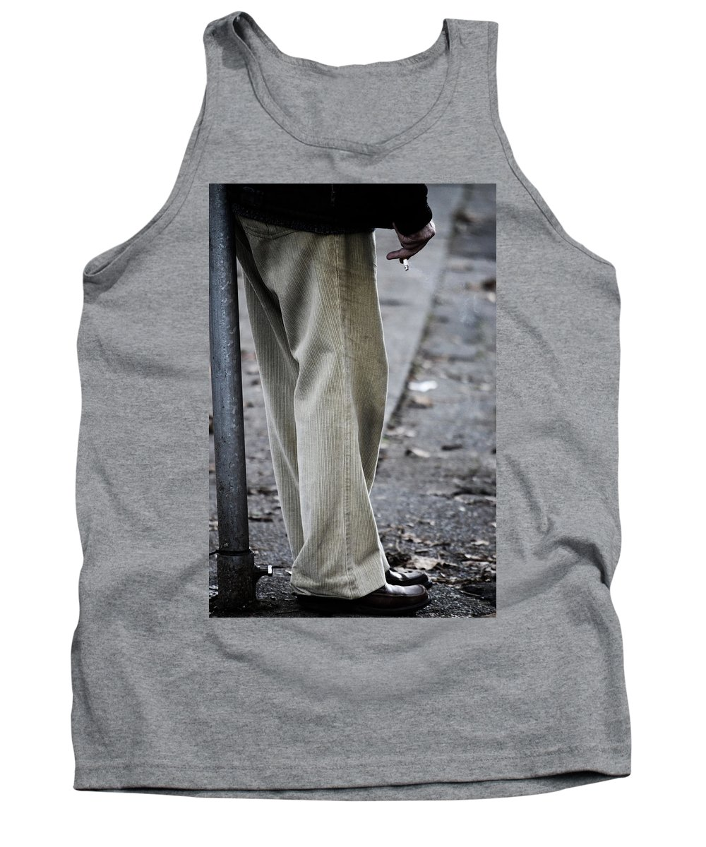 Vancouver Tank Top featuring the photograph Just Wait by The Artist Project