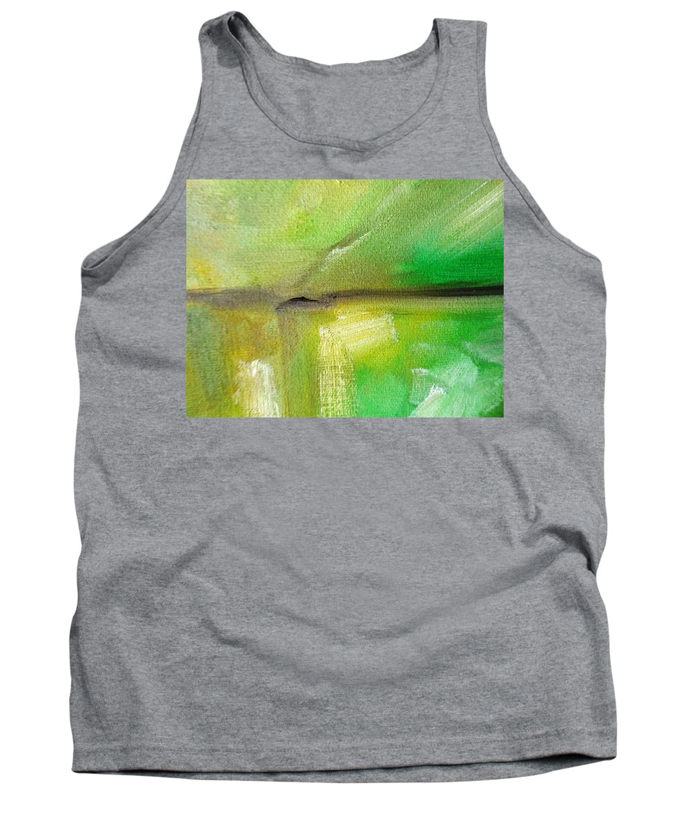 Paintings By Lyle Tank Top featuring the painting Landscape 1 by Lord Frederick Lyle Morris
