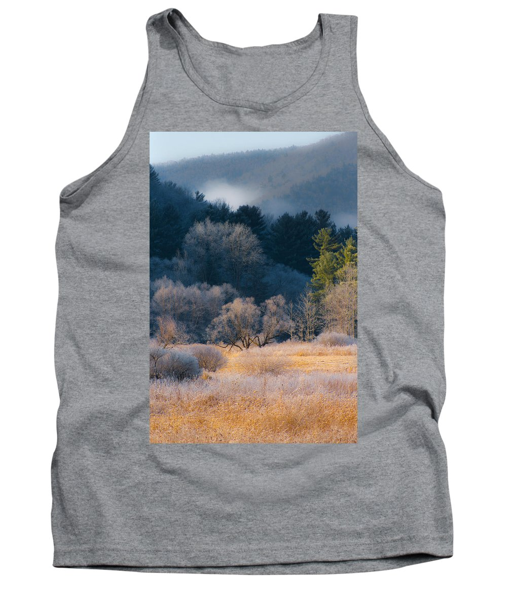 Mountains Tank Top featuring the photograph Layered Beauty by Scott Hafer