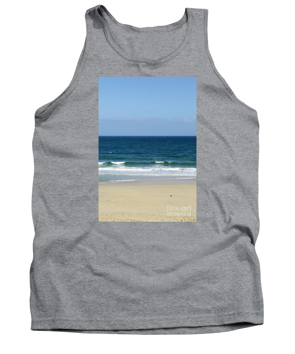 Photography Tank Top featuring the photograph Letting Go by Wendy Wilton