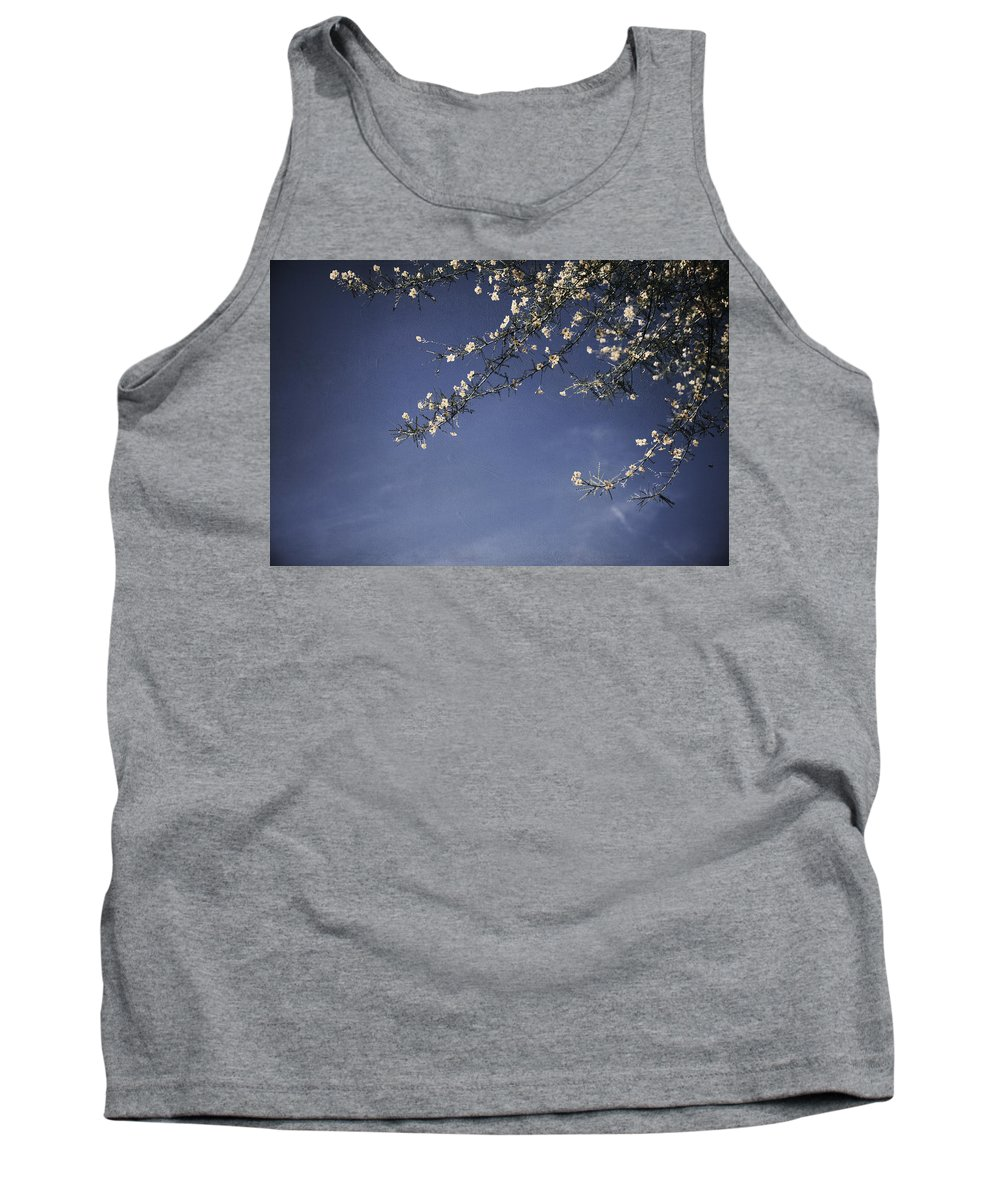 Nature Tank Top featuring the photograph Next Time I'll Be Sweeter by Laurie Search