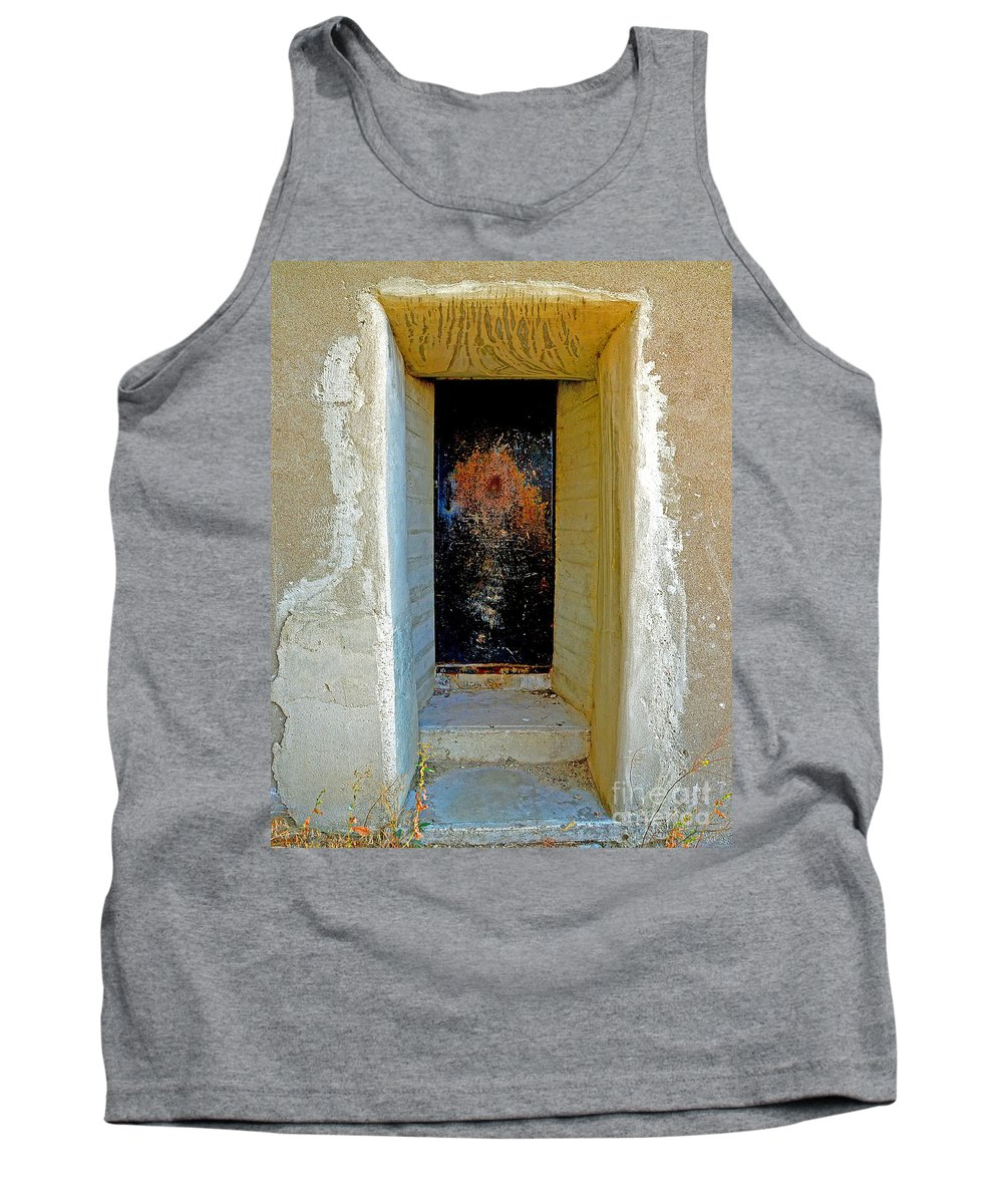 Abstract Tank Top featuring the photograph Outer Limits by Lauren Leigh Hunter Fine Art Photography