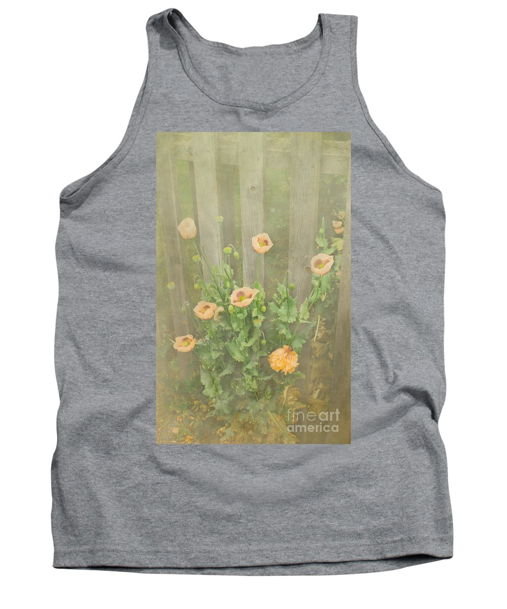 Poppy Tank Top featuring the photograph Papaver Orientale 5 by Linsey Williams