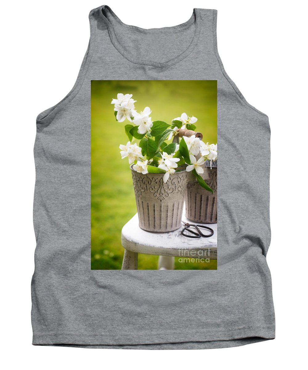 Picking Tank Top featuring the photograph Picking Blossom by Amanda Elwell