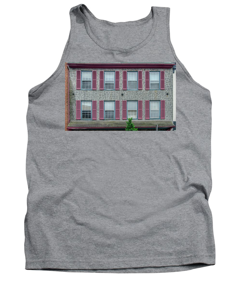 Gettysburg Tank Top featuring the photograph Pink by Guy Whiteley