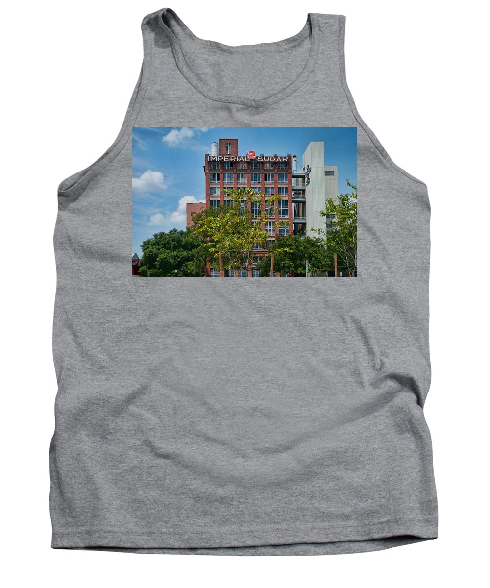 Wright Tank Top featuring the photograph Pure Cane by Paulette B Wright