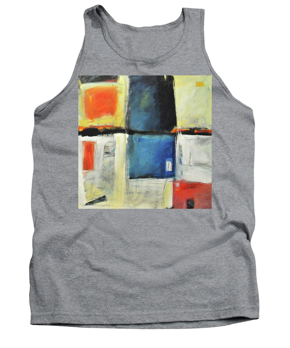 St. Germain Tank Top featuring the painting Saint Germain by Tim Nyberg