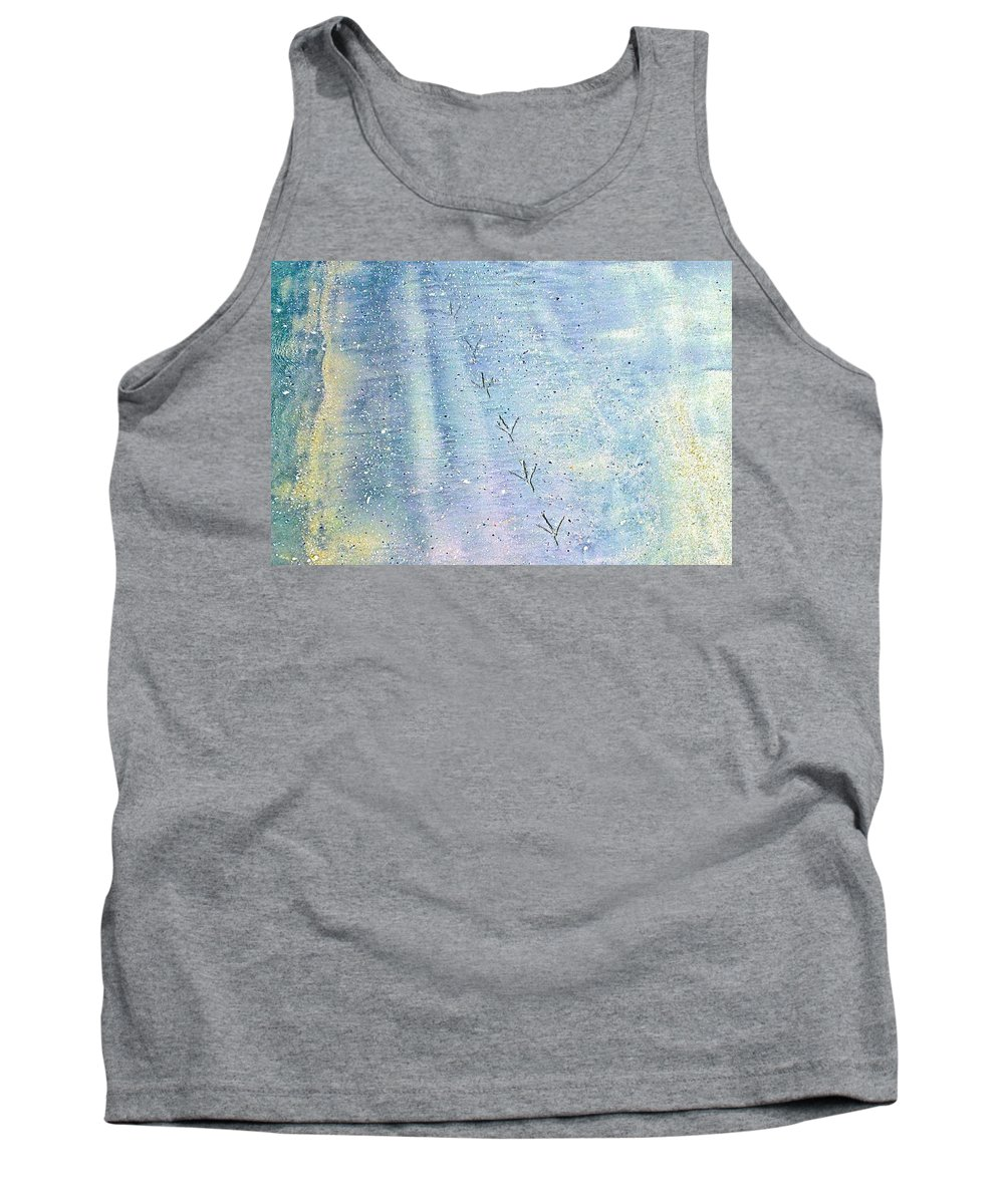 Landscape Tank Top featuring the photograph Skirting The Shoreline by FlyingFish Foto