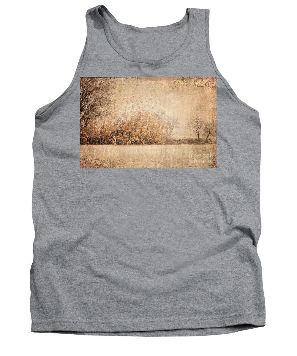 Landscape Tank Top featuring the photograph Splendor by Betty LaRue