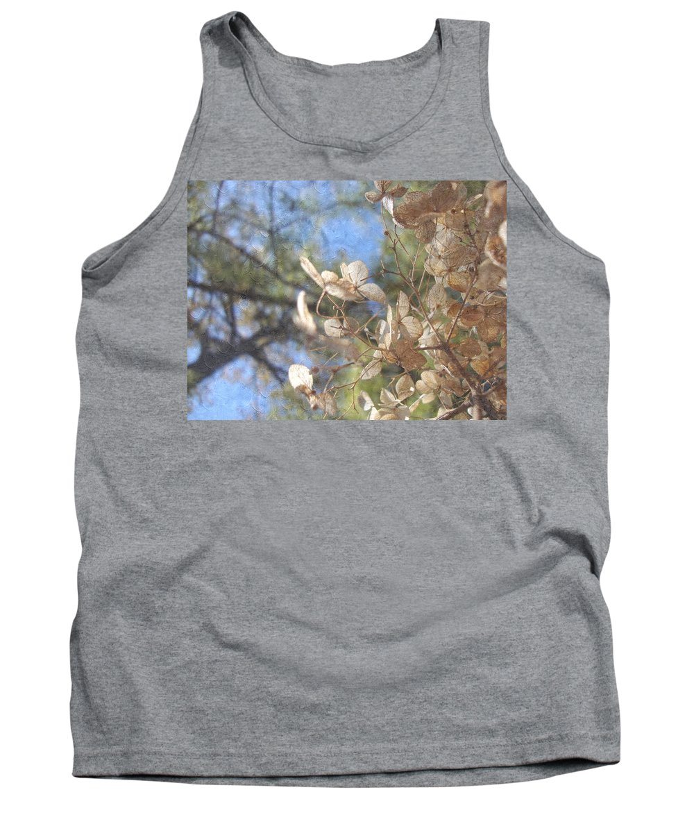 Flowers Tank Top featuring the photograph Spring Fancies 4 by Annie Adkins