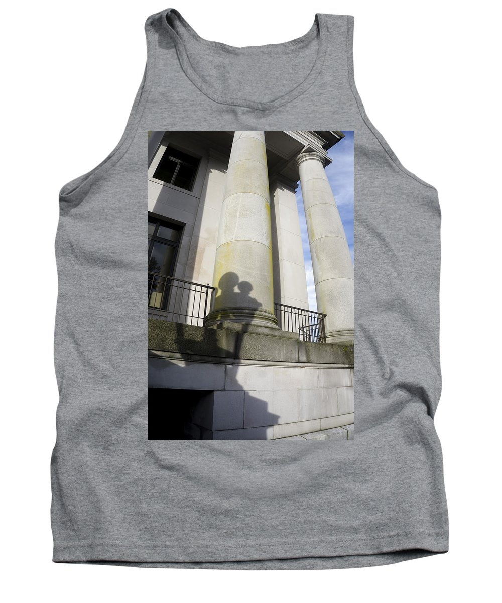 Tank Top featuring the photograph State Building Washington by Cathy Anderson