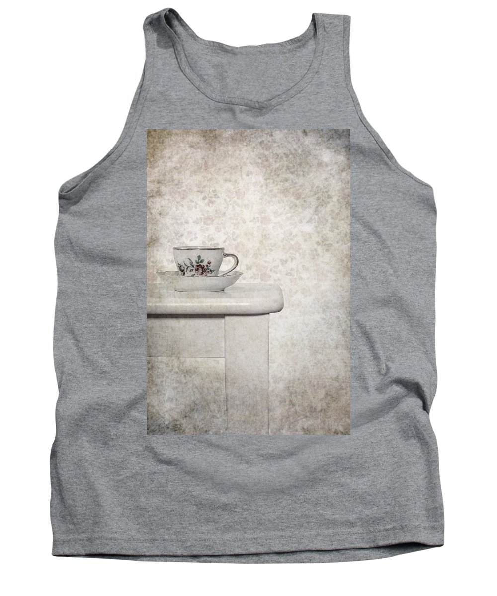 Cup Tank Top featuring the photograph Tea Cup by Joana Kruse
