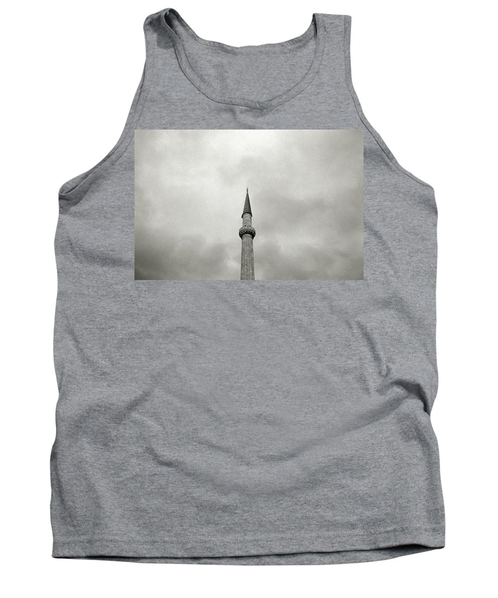 Sky Tank Top featuring the photograph The Heavens by Shaun Higson
