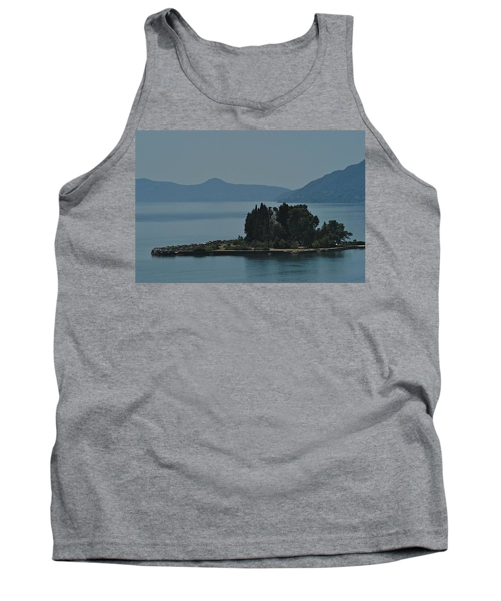 Adriatic Tank Top featuring the photograph The Most Beautiful by Joseph Yarbrough