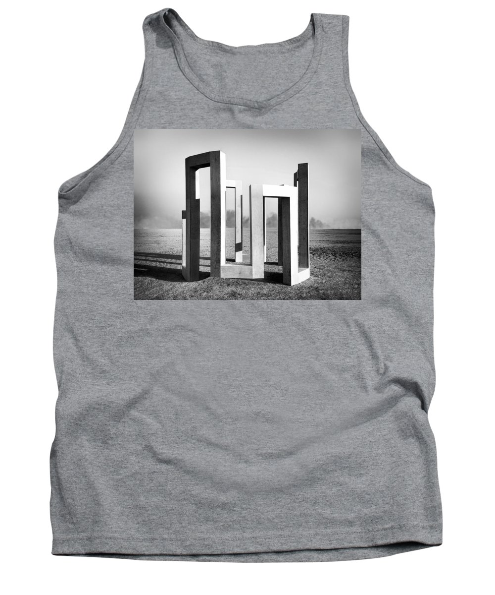Theoretical Tank Top featuring the photograph Theoretical Position by Dominic Piperata