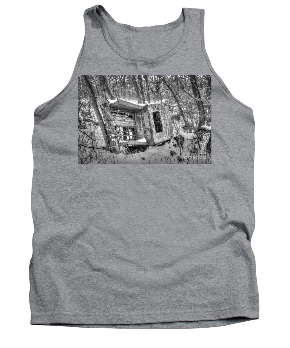South Dakota Tank Top featuring the photograph Touch The Past by M Dale