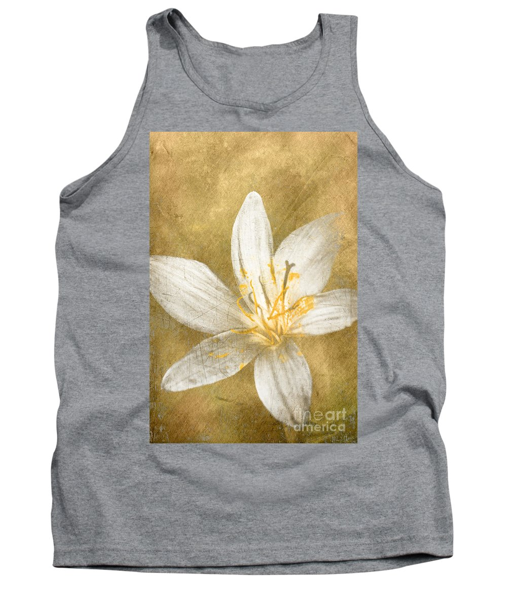 Flower Tank Top featuring the photograph Undying Love by Jorgo Photography - Wall Art Gallery