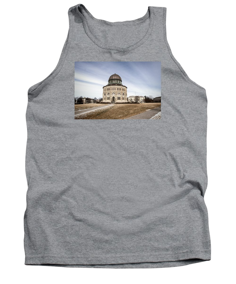 Building Tank Top featuring the photograph Union College by Ray Summers Photography