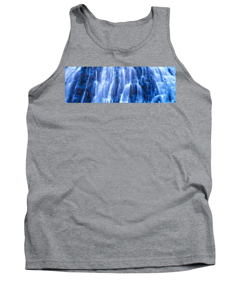 Photography Tank Top featuring the photograph Usa, Wyoming, Yellowstone Park by Panoramic Images