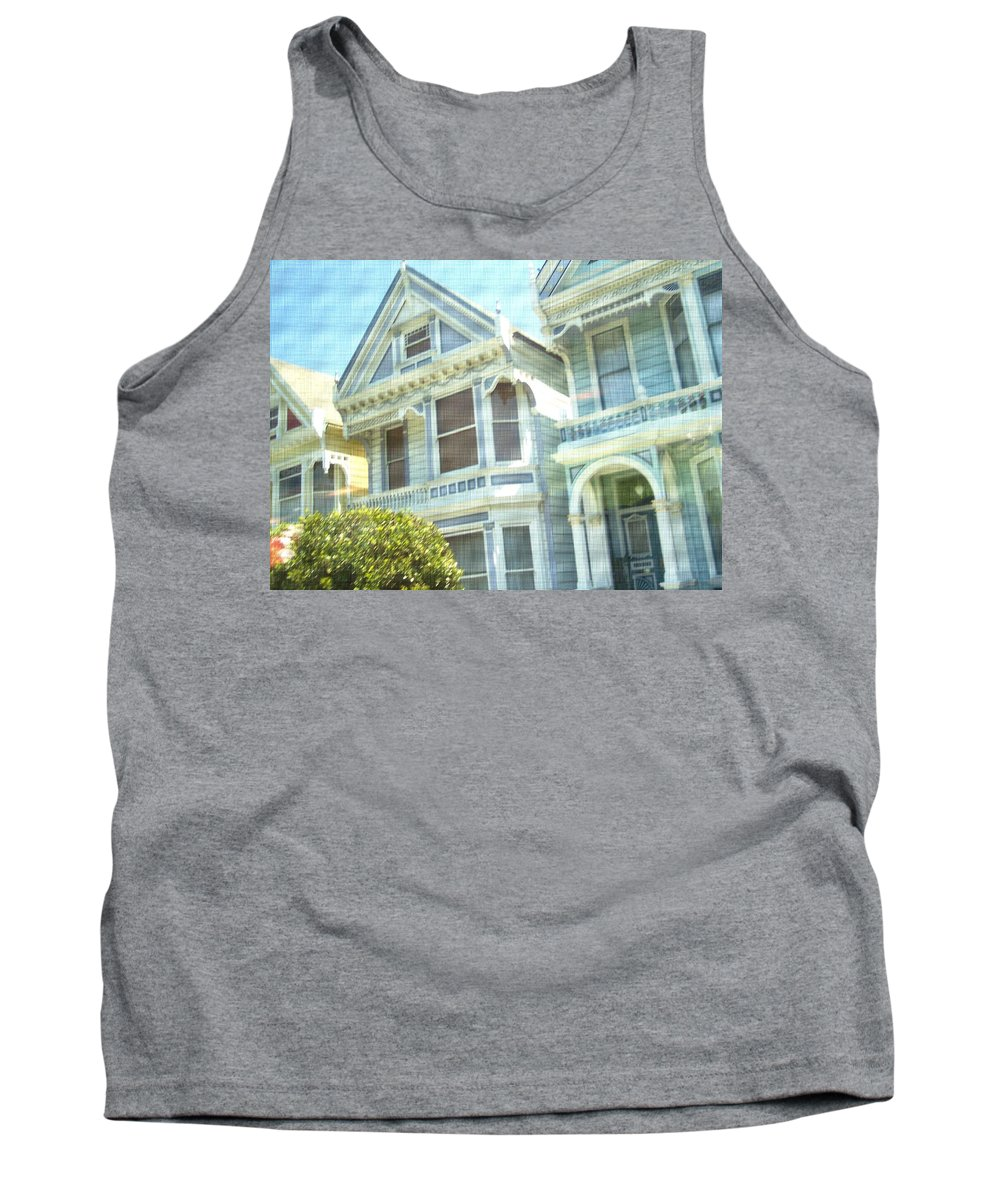 Victorians Tank Top featuring the photograph Victorian Cloth by Pharris Art