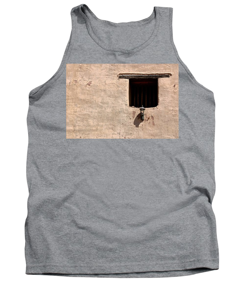 Window Tank Top featuring the photograph Window Of God by Joe Kozlowski