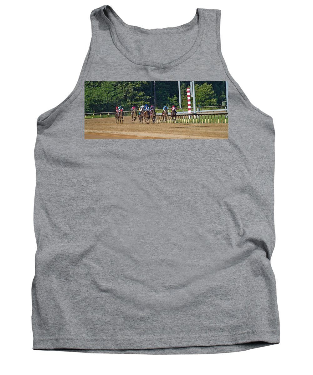 Post Tank Top featuring the photograph Coming Home by Betsy Knapp