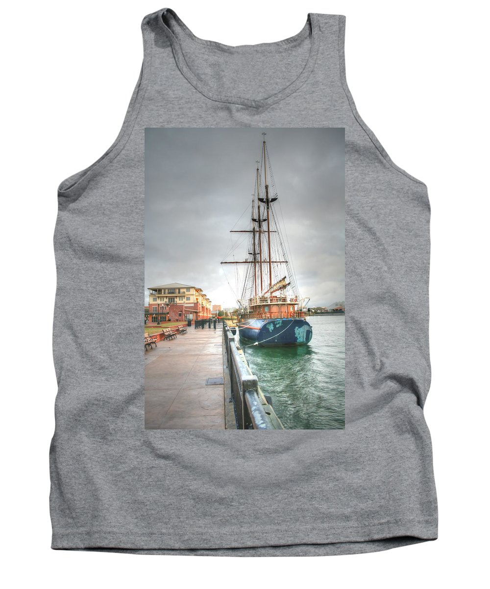 Pensacola Tank Top featuring the photograph Days Of Old by David Troxel
