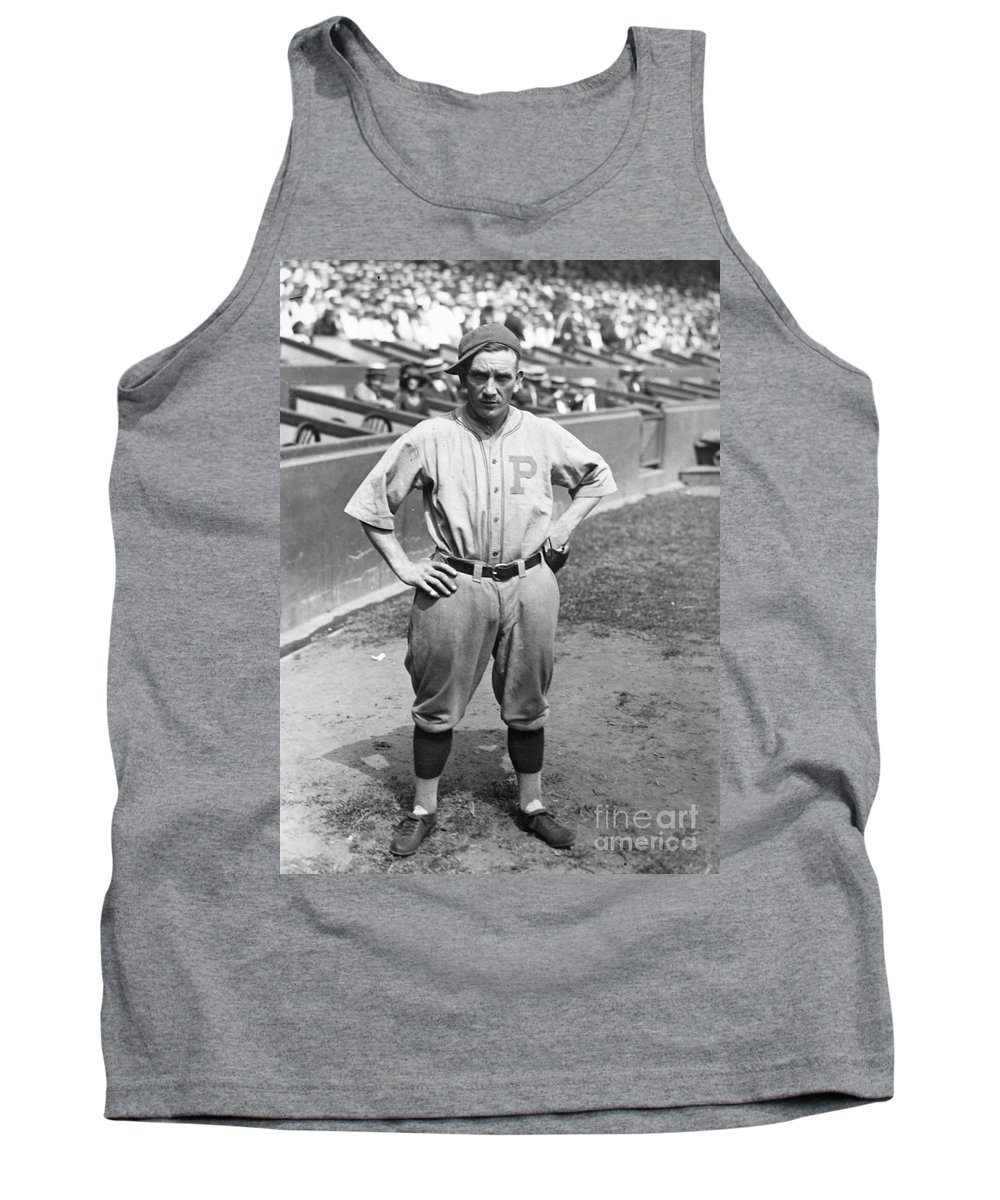 1923 Tank Top featuring the photograph Walter Rabbit Maranville by Granger