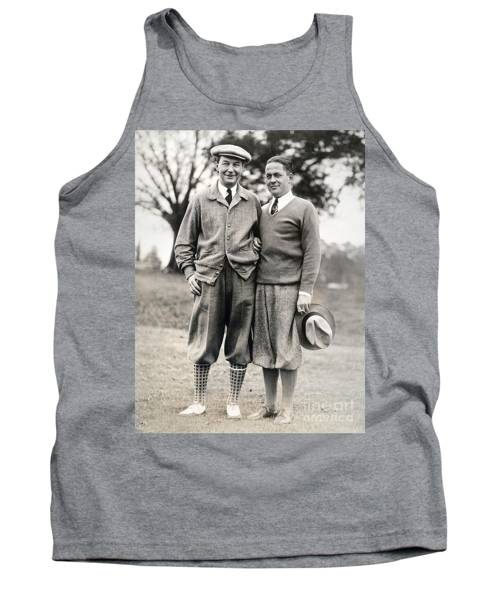 20th Century Tank Top featuring the photograph Robert Tyre Jones by Granger