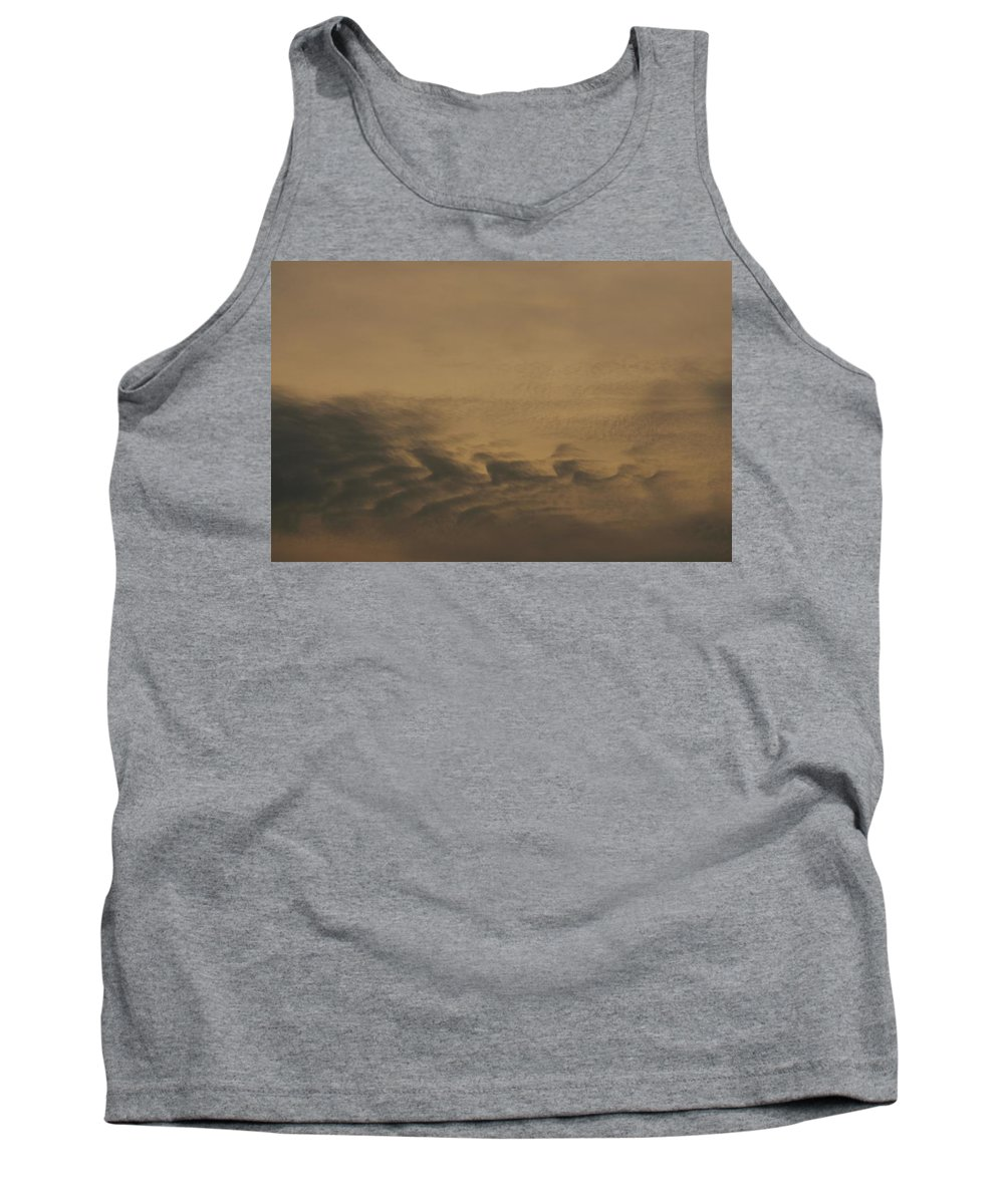 Clouds Tank Top featuring the photograph Approaching Storm by One Rude Dawg Orcutt